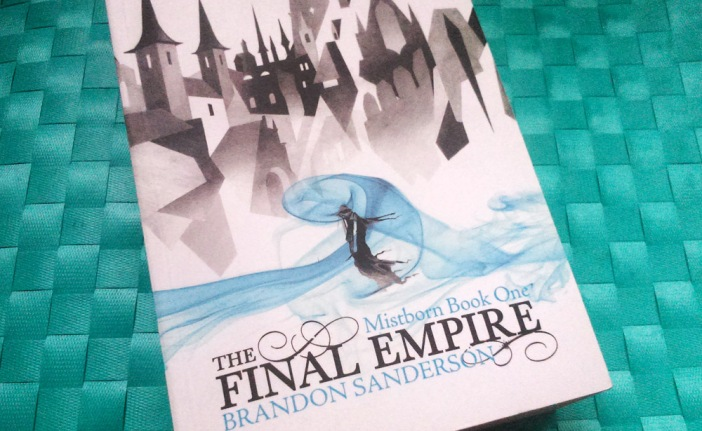 The final empire, mistborn 1