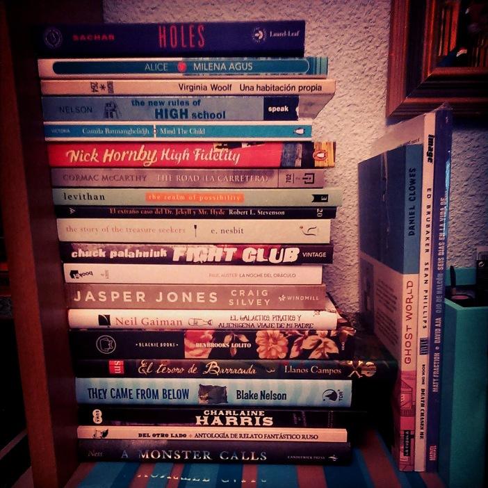 Deasfio 30 días leyendo