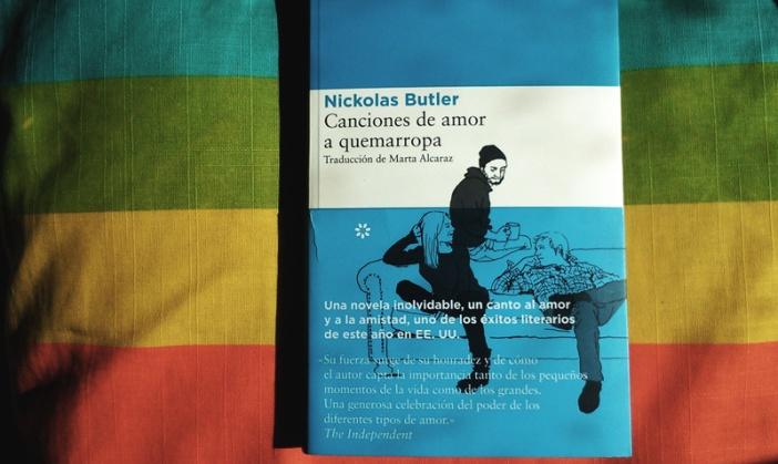canciones de amor a quemarropa, Nickolas Butler