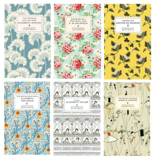 Virago Modern Classics Designer Collection
