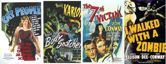 val lewton movies