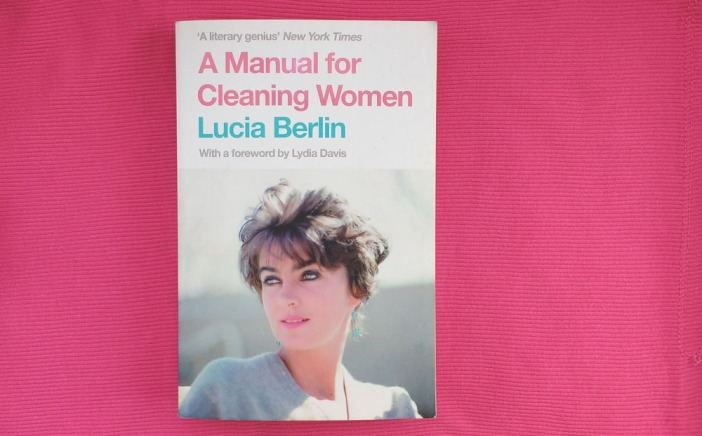 a manual for cleaning woman